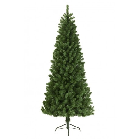 240cm/8ft Slim Newfoundland Pine Artificial Christmas Tree