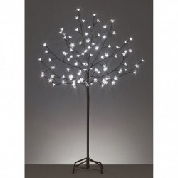 150cm/5ft Cherry Blossom Tree 150 Cool White LED Fairy Lights