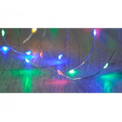 240 Multi Colour Micro LED Twinkle Lights