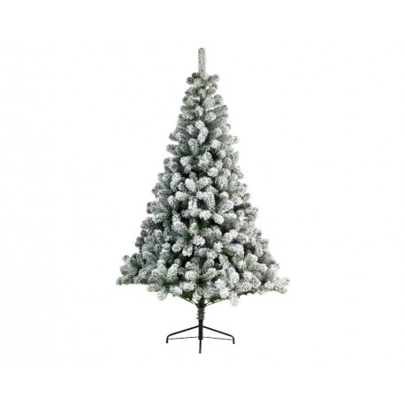 210cm/7ft Snowy Imperial Pine Artificial Christmas Tree