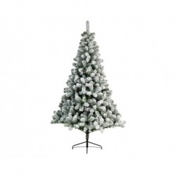 240cm/8ft Snowy Imperial Pine Artificial Christmas Tree