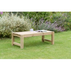 Elda Solidwood Outdoor Furniture CoffeeTable