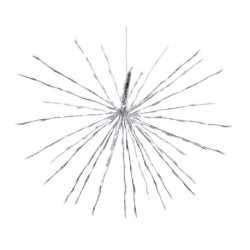 Polestar Flashing Star with 160 Cool White Led Light - 70cm