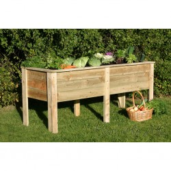 Deep Root Vegetable Planter 180cm