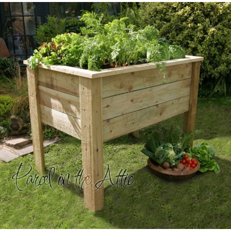 Garden Deep Root Vegetable Planter - 1M
