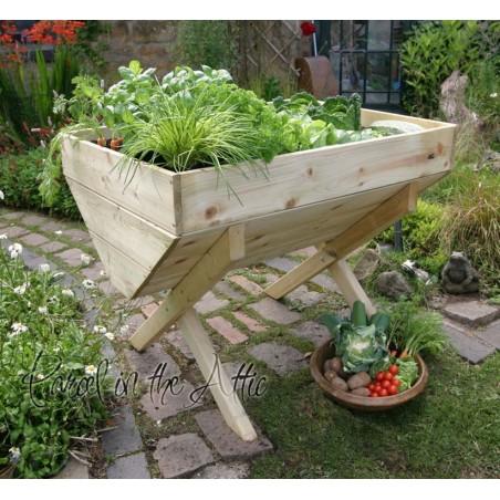 Vegetable Trough - 100cm Bed