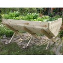 Vegetable Trough - 200cm Bed