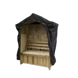 Cover for Barcelina Arbour with Storage Box and Trellis
