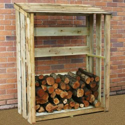 Log Store - Heavy Duty - Pressure treated