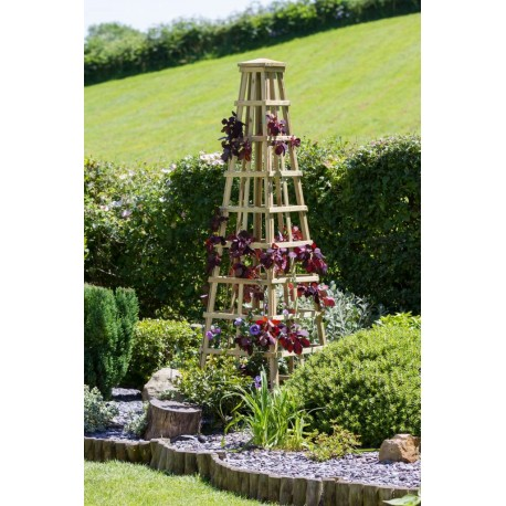 Garden Obelisk 2m height