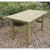Heavy Duty Solid Wood Table