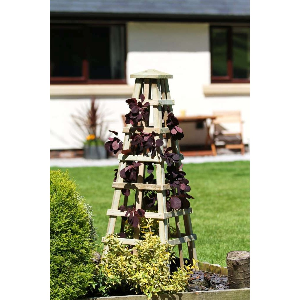 Garden Obelisk 1.2m Height. Loading Zoom
