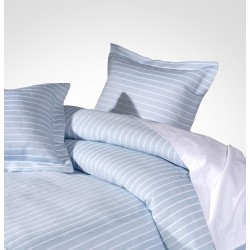 Woven Duvet Cover - Stripes