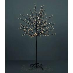 150cm/5ft Outdoor Cherry Blossom Tree - 150 Warm White LED Fairy Lights