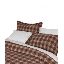 Brushed Cotton Duvet Cover - Winton