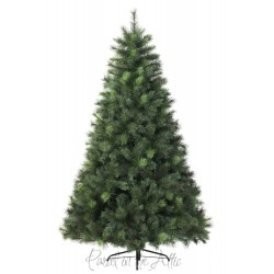180cm/6ft Mixed Green Pine Artificial Christmas Tree