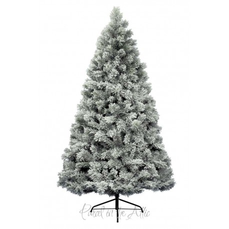 180cm/6ft Exclusive Snowy Mixed Pine Artificial Christmas Tree