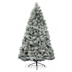 210cm/7ft Exclusive Snowy Mixed Pine Artificial Christmas Tree