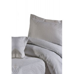 Woven Duvet Cover - Stowe