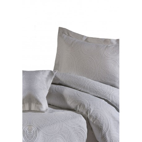 Stowe - Woven Duvet Cover