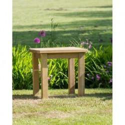 Elda Solidwood Outdoor Furniture Side Table