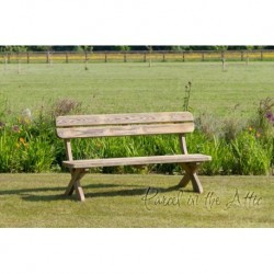 Laguna Solidwood Outdoor Bench