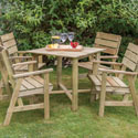 Wood Dining Sets